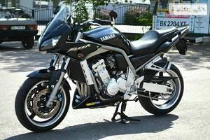 Yamaha FZ FZS 1000 Fazer 2003