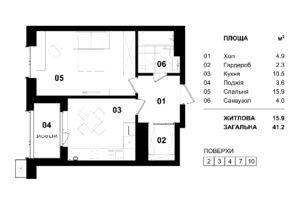 Куплю однокомнатную квартиру на Вишневом без посредников