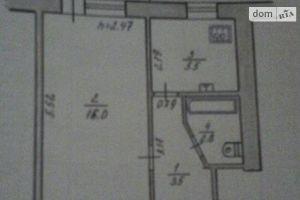 Продается 1-комнатная квартира 32 кв. м в Рубежном