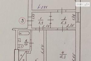 Продается 2-комнатная квартира 59 кв. м в Сумах