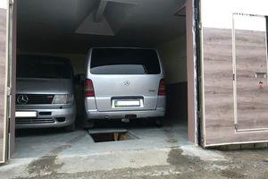 Здається в оренду місце в гаражному кооперативі під бус на 30 кв. м