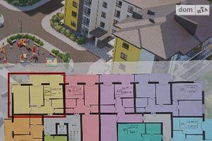 Продается 2-комнатная квартира 60.05 кв. м в Луцке