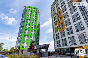 Продается 2-комнатная квартира 66.32 кв. м в Львове