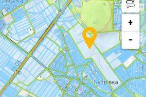 Продается земельный участок 52 соток в Киевской области