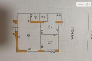 Сдается в аренду помещения свободного назначения 55 кв. м в 1-этажном здании
