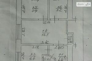 Продається 3-кімнатна квартира 43 кв. м у Тетієві