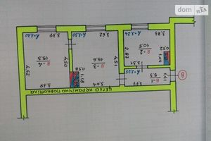 Продается 2-комнатная квартира 47 кв. м в Песчанке