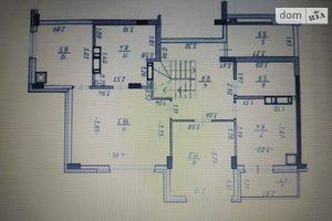 Продается 5-комнатная квартира 136 кв. м в Чернигове
