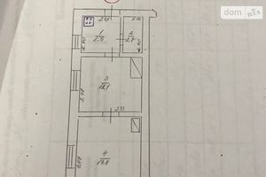 Продається 1-кімнатна квартира 38 кв. м у Підволочиську