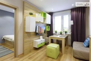 Продається 1-кімнатна квартира 25 кв. м у Дніпрі