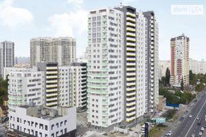 Продается 1-комнатная квартира 36 кв. м в Киеве