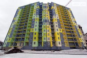 Продается 1-комнатная квартира 52.5 кв. м в Житомире