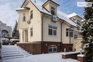 Продается дом на 3 этажа 406 кв. м с участком