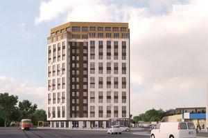 Продается 1-комнатная квартира 51.4 кв. м в Днепре