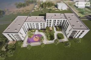 Продается 1-комнатная квартира 39.5 кв. м в Тернополе
