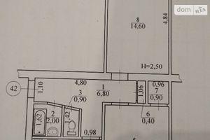 Продается 2-комнатная квартира 44 кв. м в Краматорске
