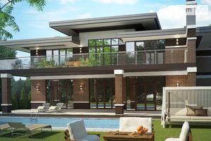 Продается дом на 2 этажа 300 кв. м с баней/сауной