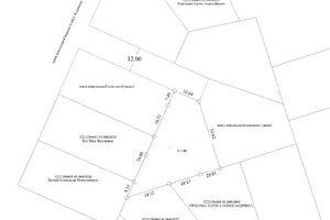 Продается земельный участок 11.46 соток в Киевской области