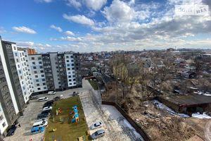 Продается 1-комнатная квартира 41 кв. м в Ивано-Франковске