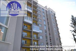 Продается 1-комнатная квартира 47.7 кв. м в Черновцах