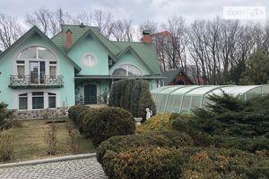 Продается дом на 2 этажа 376 кв. м с камином