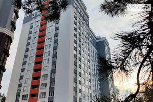 Продается 1-комнатная квартира 35.9 кв. м в Ирпене