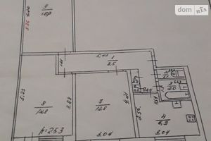 Продается 3-комнатная квартира 64.2 кв. м в Купянске