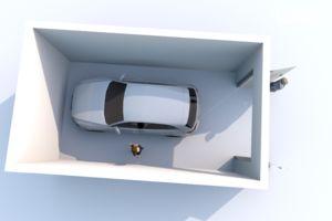 Продается отдельно стоящий гараж под легковое авто на 23.8 кв. м
