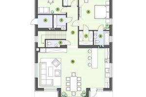 Продается дом на 2 этажа 186.5 кв. м с мебелью