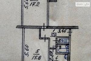 Продається 2-кімнатна квартира 47.9 кв. м у Чернігові