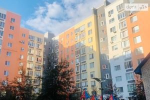 Продается 1-комнатная квартира 74 кв. м в Ирпене