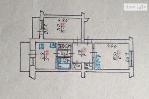 Продается 2-комнатная квартира 50 кв. м в Бродах