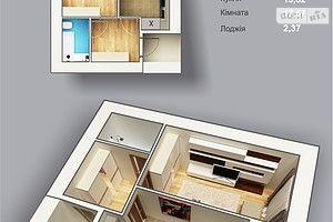 Продается 1-комнатная квартира 45 кв. м в Сумах