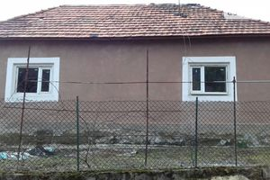 Продается одноэтажный дом 52.3 кв. м с верандой